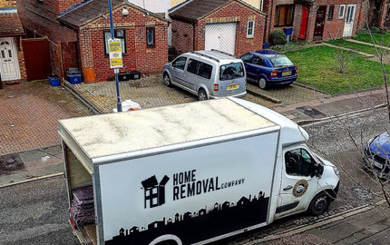 Home Removals in London